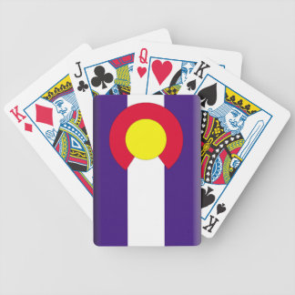 Colorado Playing Cards Bicycle Playing Cards