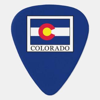 Colorado Plumilla De Guitarra