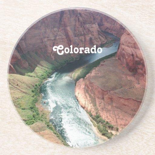 Colorado Posavaso Para Bebida