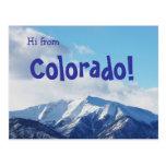 ¡Colorado! Postal
