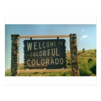 Colorado Postcard