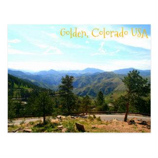 Colorado postcard postcards