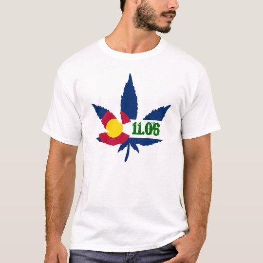 Colorado pot legalization T-Shirt