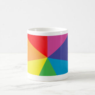colorado pride. angled. coffee mug
