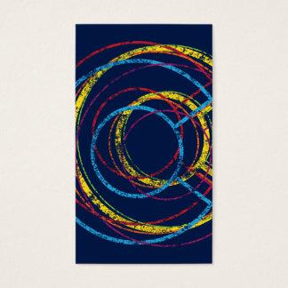 colorado pride blur business card