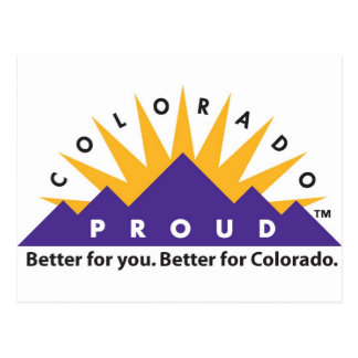 Colorado Proud Post Cards