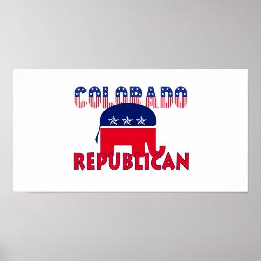 Colorado Republican Poster