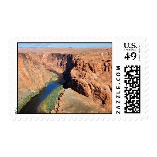Colorado River Bend Postage