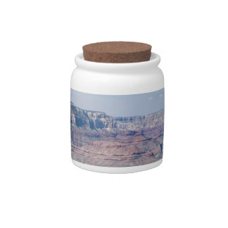 Colorado River flowing through the Inner Gorge Candy Jars