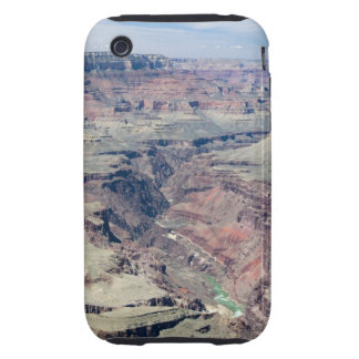 Colorado River flowing through the Inner Gorge iPhone 3 Tough Cover