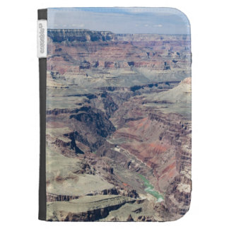Colorado River flowing through the Inner Gorge Kindle Cases