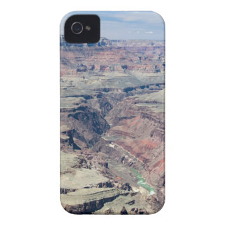 Colorado River flowing through the Inner Gorge iPhone 4 Covers