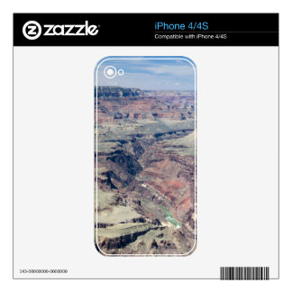 Colorado River flowing through the Inner Gorge Decal For The iPhone 4