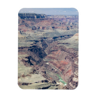Colorado River flowing through the Inner Gorge Rectangular Magnets