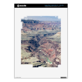 Colorado River flowing through the Inner Gorge Skin For iPad 3
