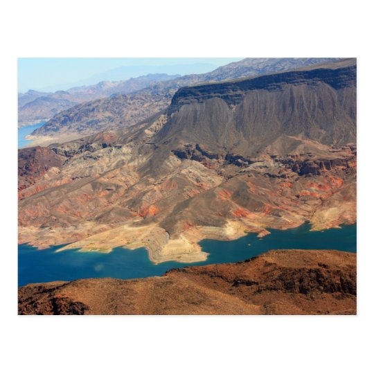 Colorado River Grand Canyon Postcard