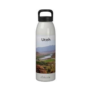 Colorado River in Utah Reusable Water Bottles