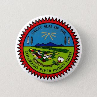 Colorado River Indian Tribes Pinback Button