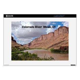"""Colorado River, Moab, UT Skins For 15"""" Laptops"""