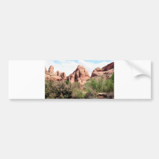 Colorado River near Moab, Utah 1 Bumper Sticker