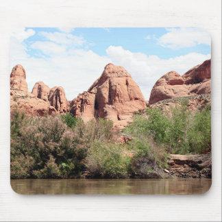 Colorado River near Moab, Utah 1 Mouse Pad