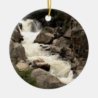 Colorado River Christmas Ornament