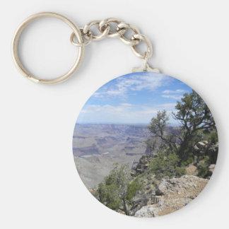 Colorado River trees keychain