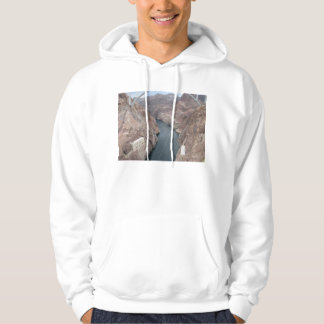 Colorado River Under Hoover Dam Hoodie