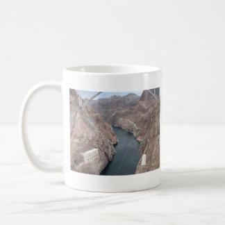 Colorado River Under Hoover Dam Coffee Mugs