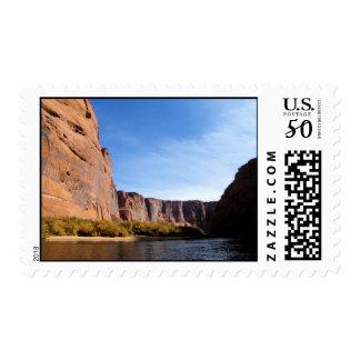 Colorado River View Stamp