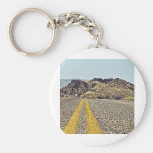 Colorado Road Trip Keychains