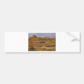 Colorado Rock Formations Bumper Sticker