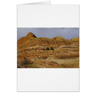 Colorado Rock Formations Greeting Cards