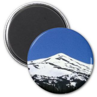 Colorado Rockies - Breckenridge Colorado Imán Redondo 5 Cm