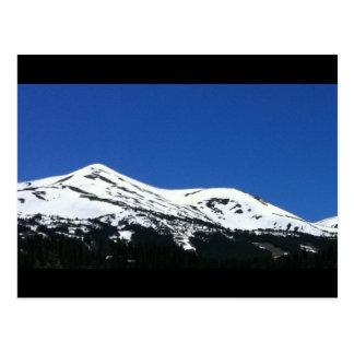 Colorado Rockies - Breckenridge Colorado Postcard