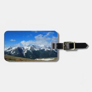 Colorado Rockies Luggage Tag