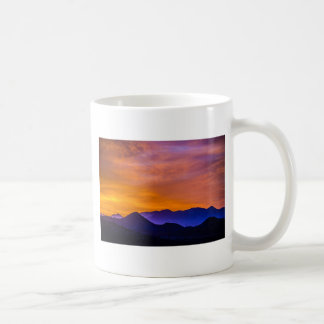 Colorado Rockies sunset Coffee Mug