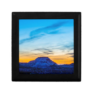 Colorado Rockies sunset Gift Box