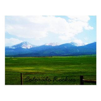 Colorado Rockies Postal