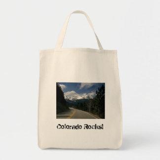 Colorado Rocks! Tote Bag