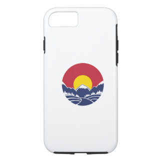 Colorado Rocky Mountain Emblem iPhone 7 Case