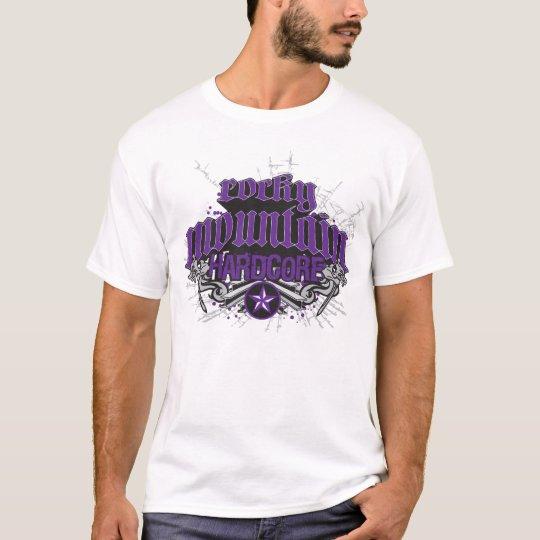 Colorado - Rocky Mountain Hardcore T-Shirt