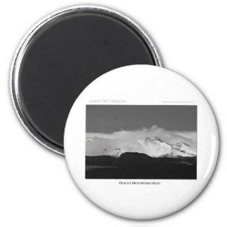 Colorado Rocky Mountain High Magnet