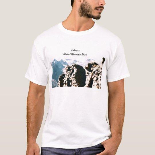 Colorado Rocky Mountain High T-Shirt