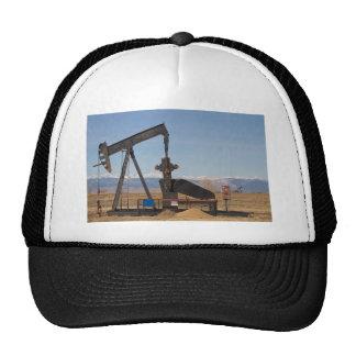 Colorado Rocky Mountain Oil Wells Trucker Hat