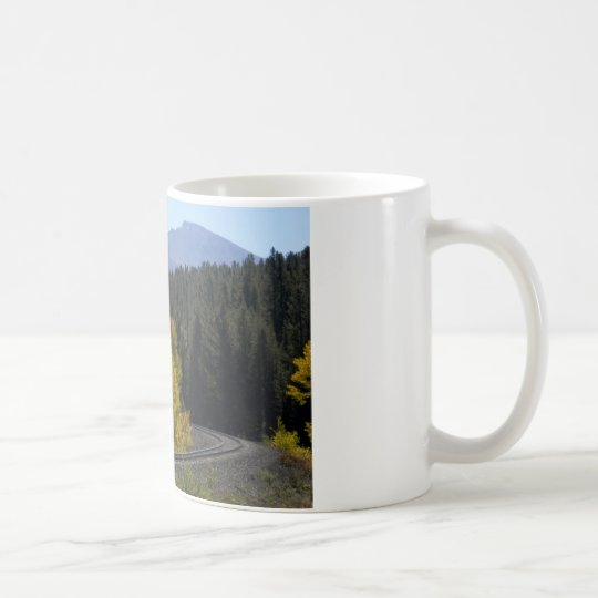 Colorado Rocky Mountain Railroad Coffee Mug