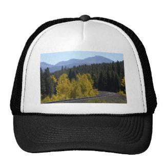 Colorado Rocky Mountain Railroad Trucker Hat