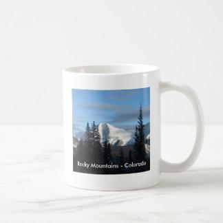 Colorado, Rocky Mountains Coffee Mug