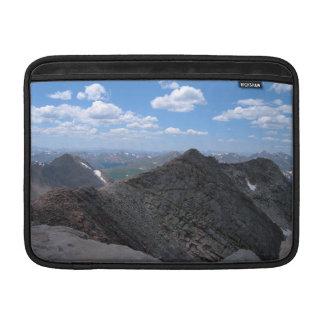 Colorado Rocky Mountains: Moonscape Sleeves For MacBook Air