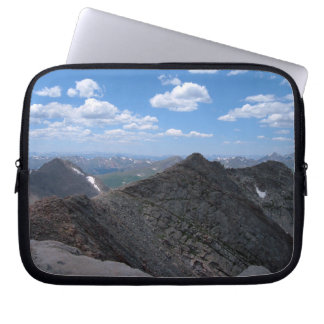 Colorado Rocky Mountains: Moonscape Laptop Computer Sleeves